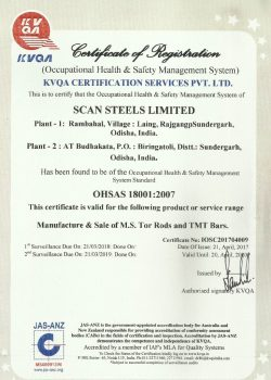 Scan Steels Limited